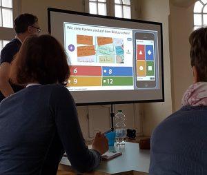 Digitale Spiele im Unterricht