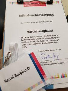 Erfahrungsbericht Marcel Burghardt