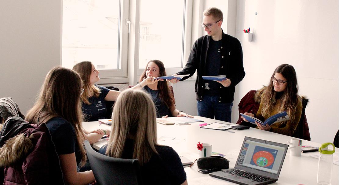 Heimliche Leidenschaften der Social Web macht Schule Trainerinnen