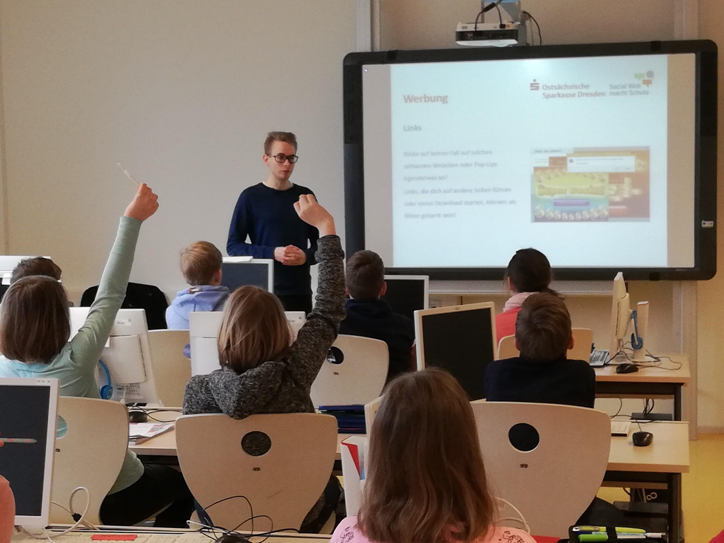 Grundschule Medienbildung