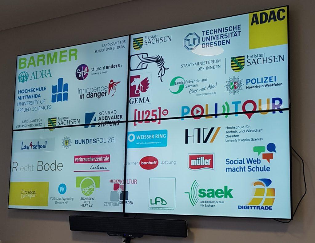 Akteure beim Safer Internet Day 2020