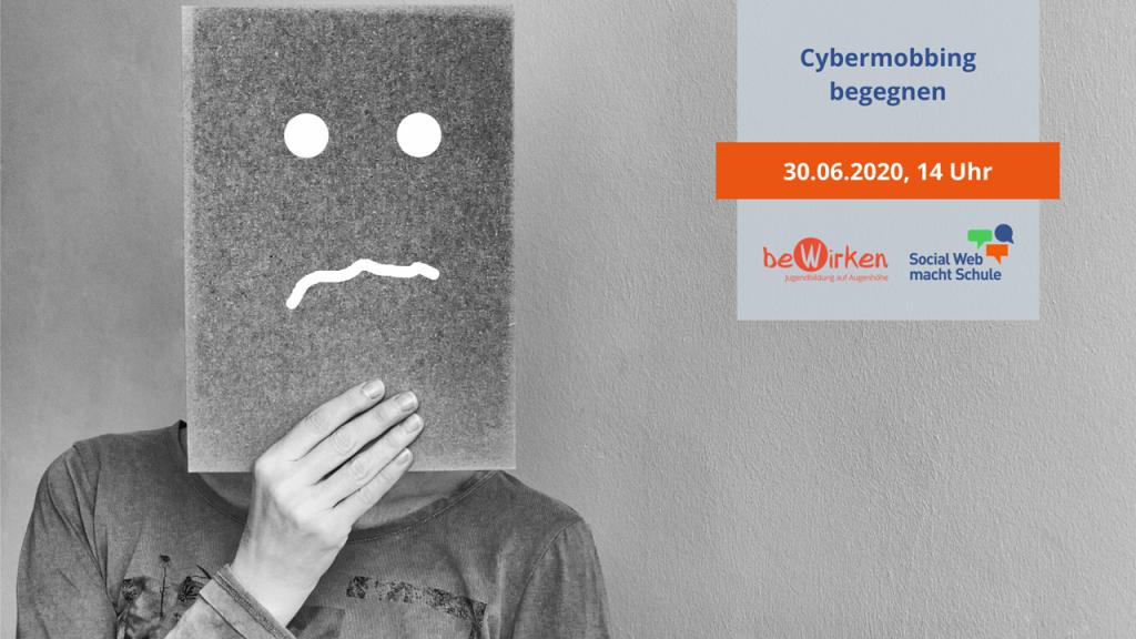 Webinar Cybermobbing begegnen