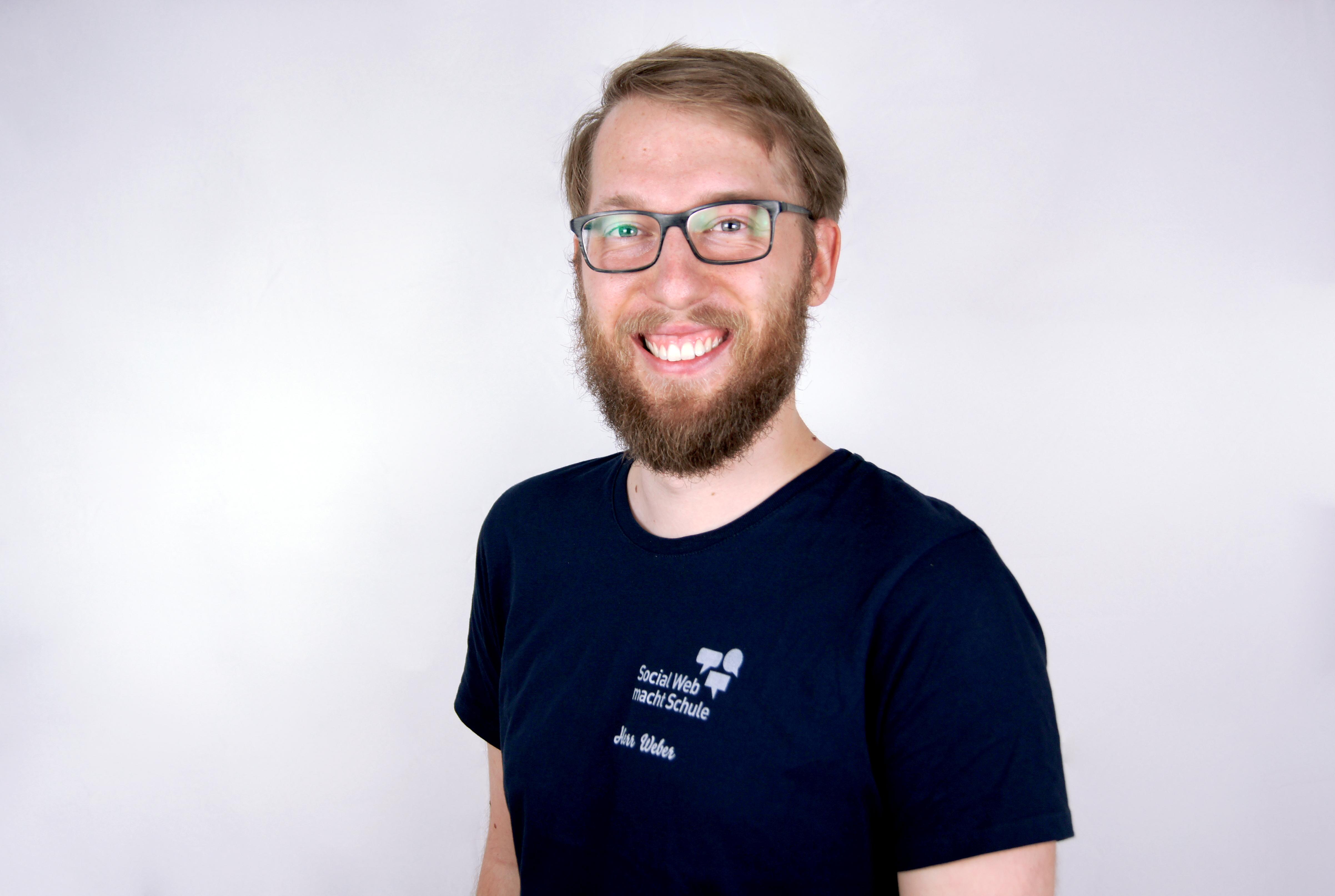 Jonas Weber Trainer Social Web macht Schule