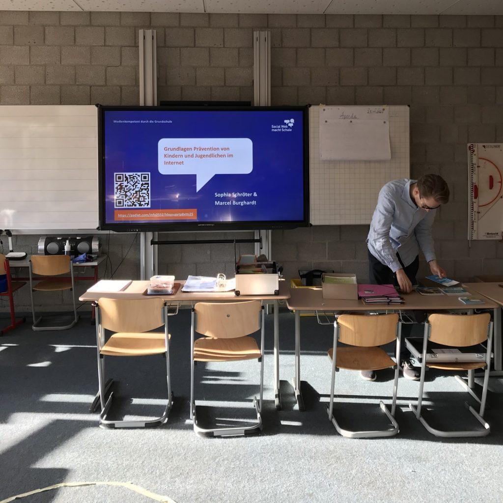 Lehrerfortbildung GS am Rodelberg Social Web macht Schule